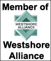 JCR Enterprise, a Tampa Web Design Company is a member of the Westshore Alliance, logo shown